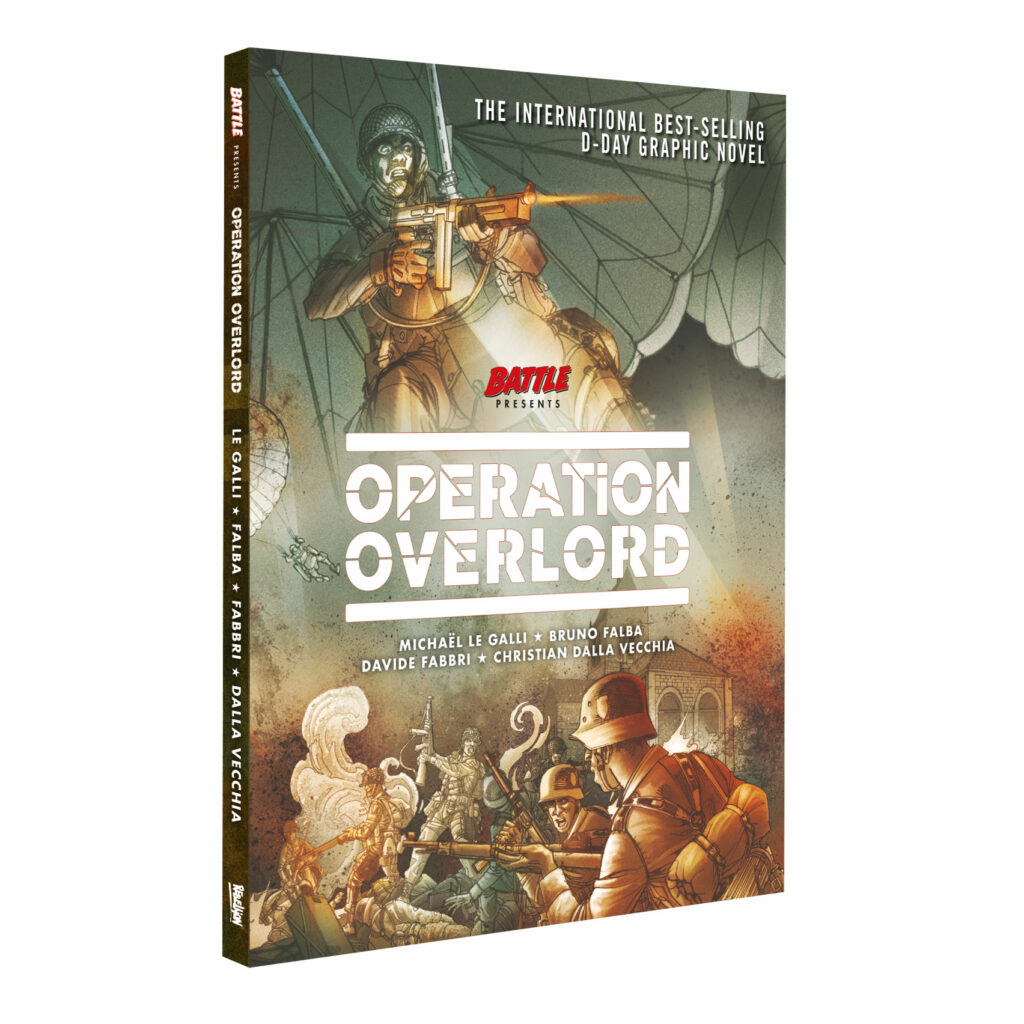 OUT NOW: Operation Overlord