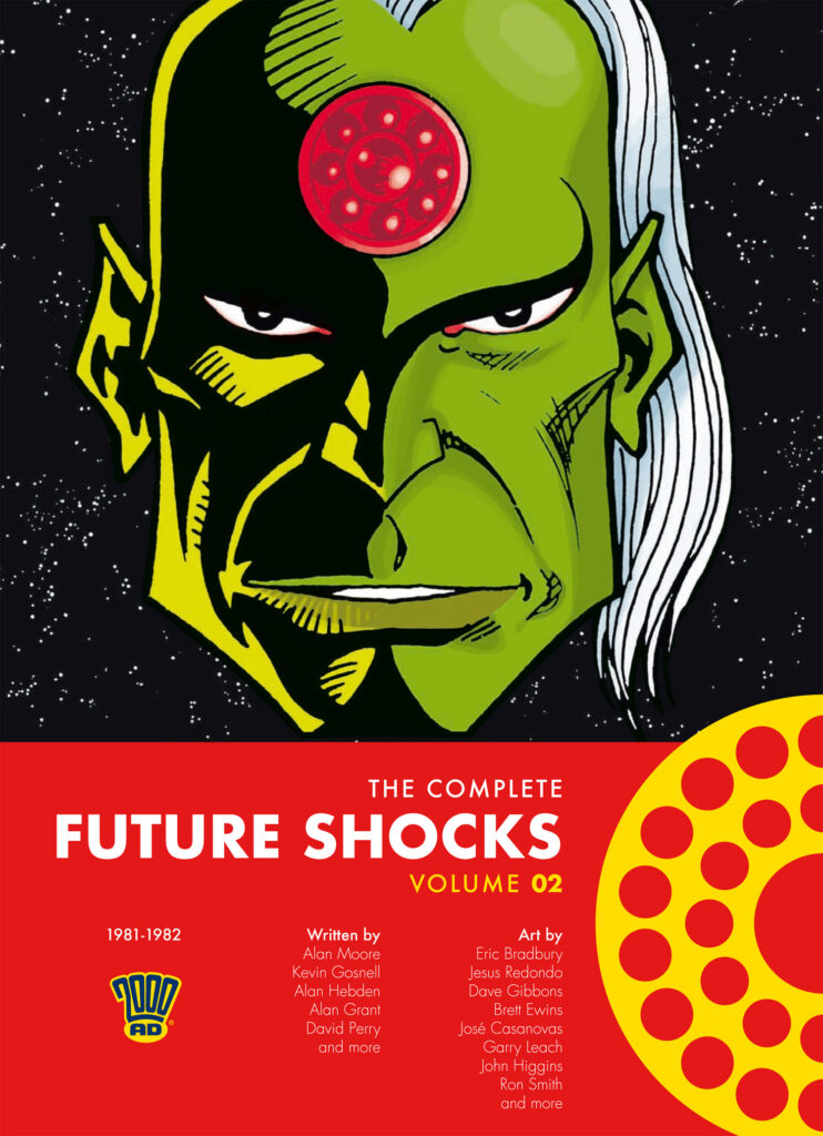OUT NOW: The Complete Future Shocks Vol.2
