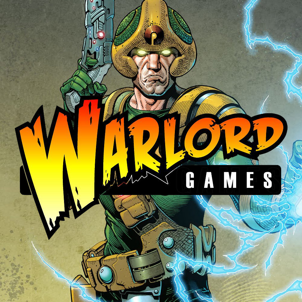 Warlord Games obtain 2000 AD miniatures licence
