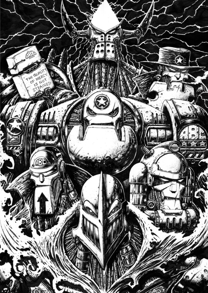 2000 AD Covers Uncovered – Mek Phile