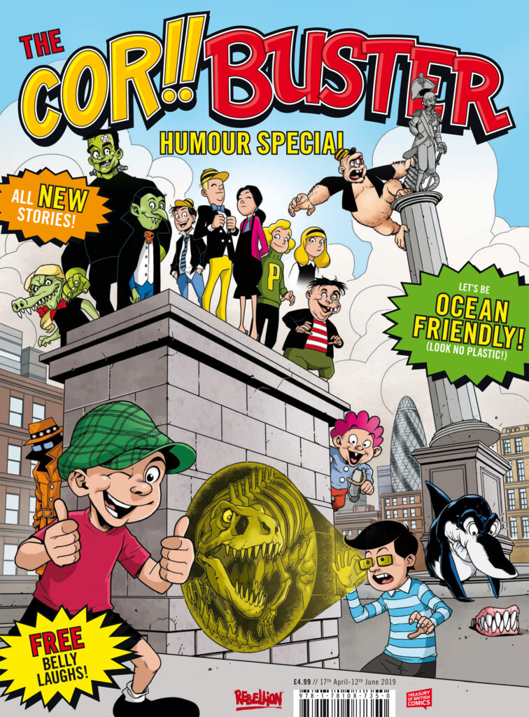 OUT NOW: The Cor!! Buster Special!