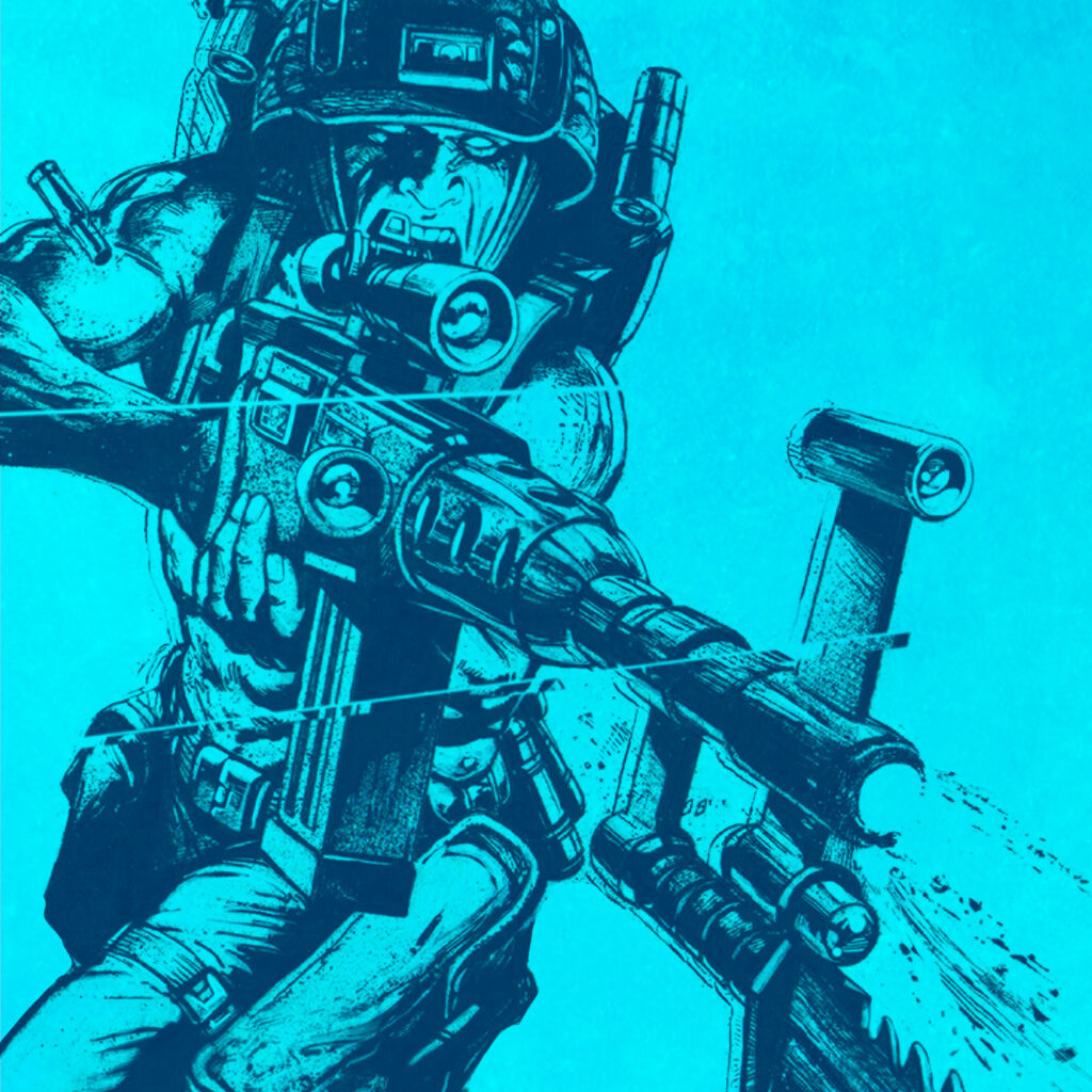 Rogue Trooper movie announced!