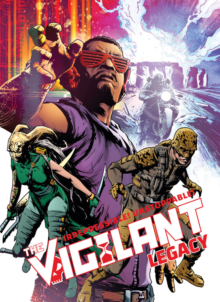 The Vigilant: Legacy – coming 14 August!