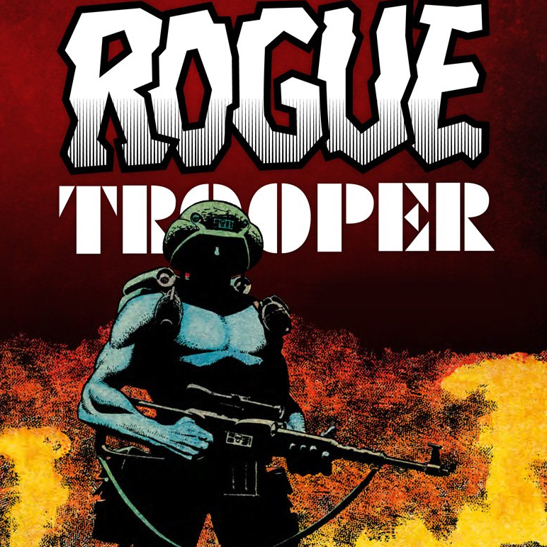Download a FREE Rogue Trooper comic now!
