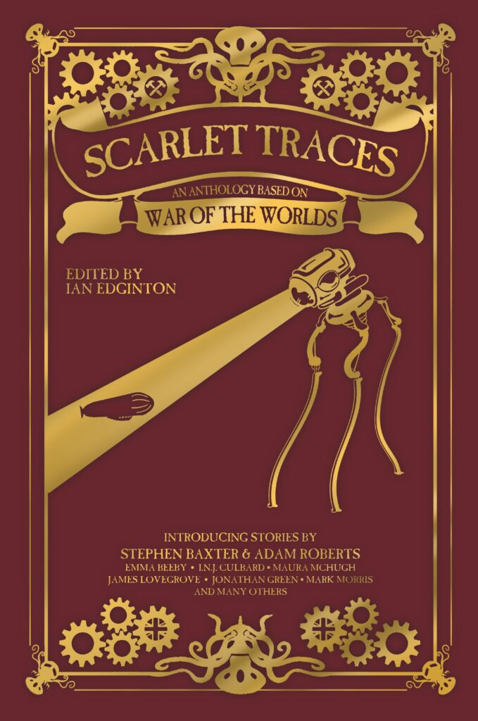 OUT NOW: Scarlet Traces Anthology!