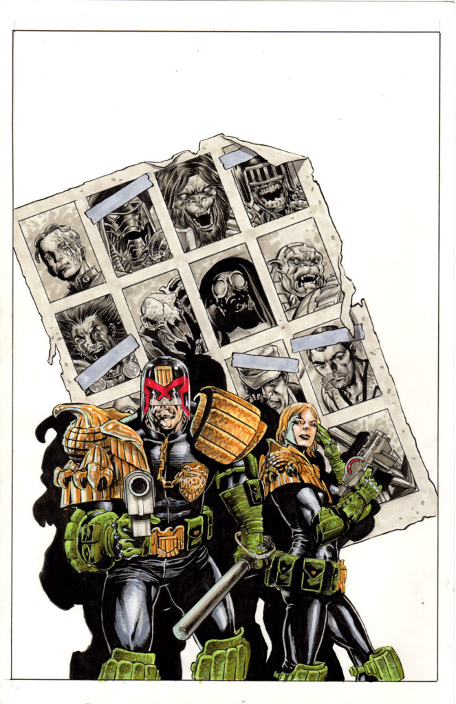 2000AD Covers Uncovered – FCBD: Thrills of Future Past!