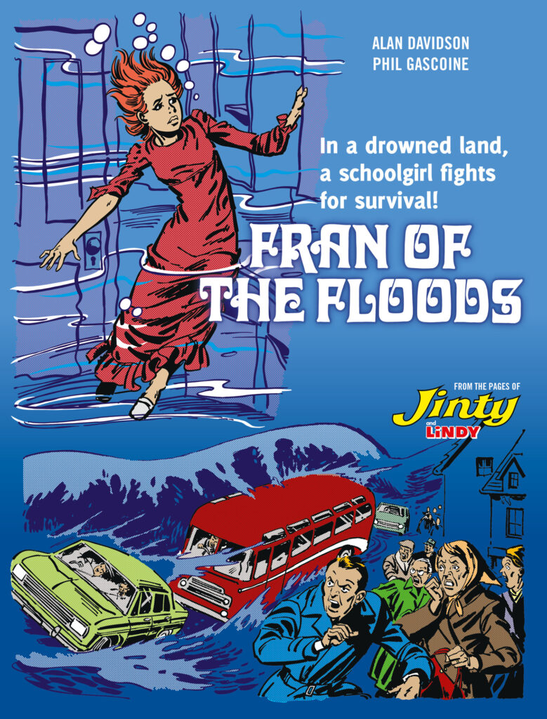 PRE-ORDER NOW: Fran of the Flood