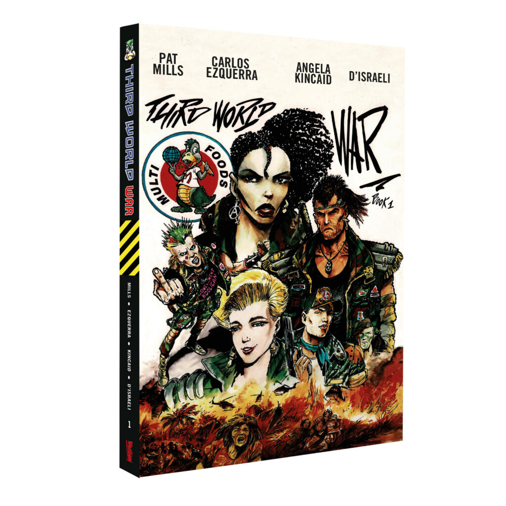 Pre-order the Third World War limited edition hardcover