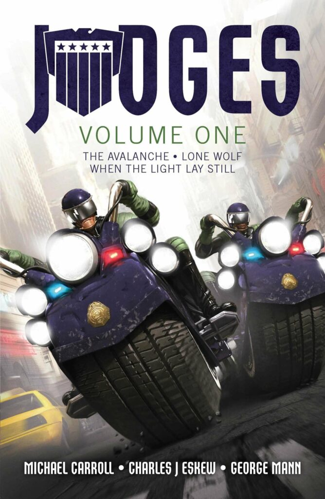 OUT NOW: Judges Volume One