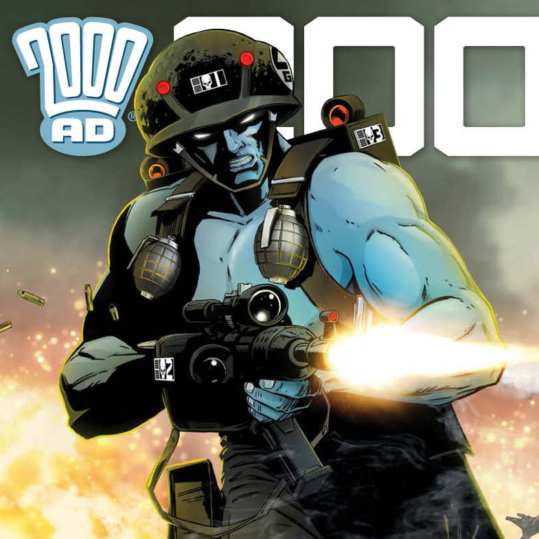 2000 AD Prog 2003 out now!