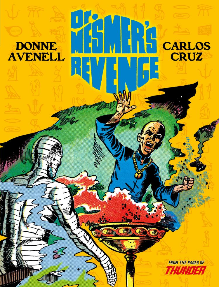 OUT NOW: DR MESMER'S REVENGE
