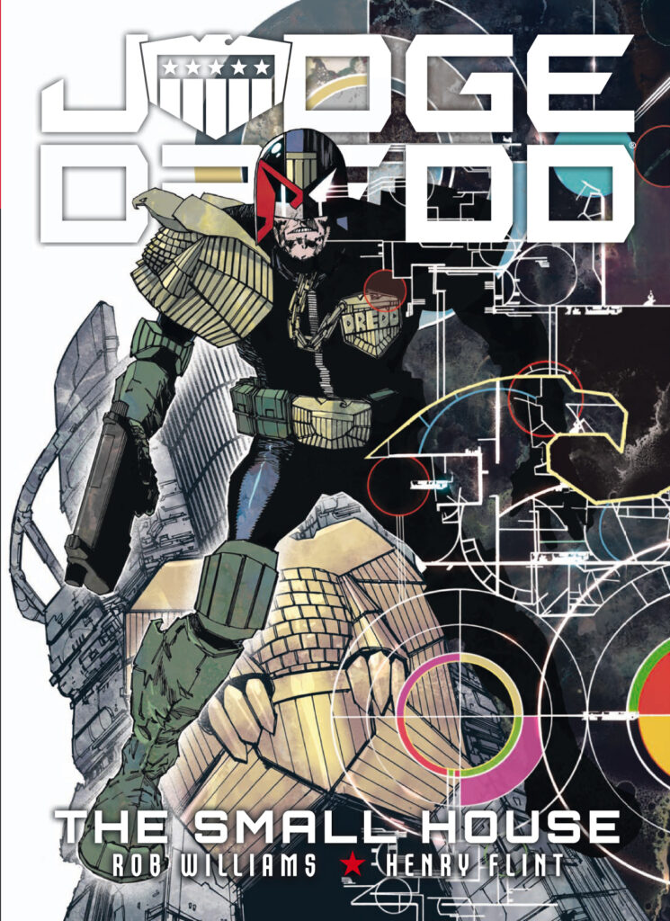 Pre-order now – Judge Dredd: The Small House