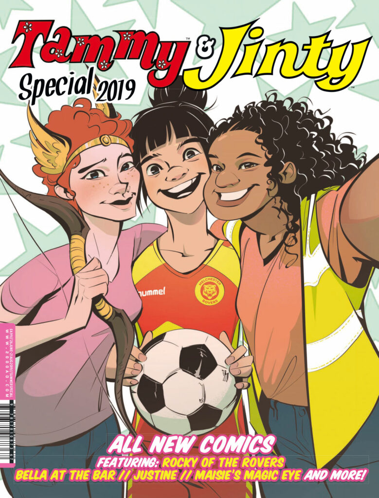 OUT NOW: Tammy & Jinty Special