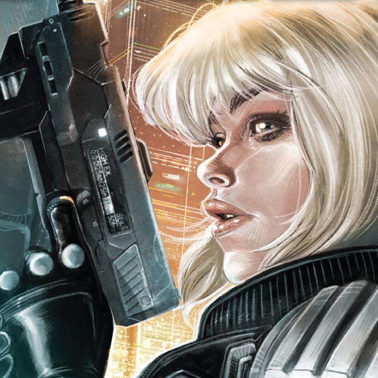 Judge Dredd Megazine #377 out today!