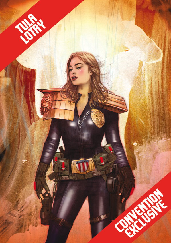 Get the 2000 AD exclusives at San Diego!