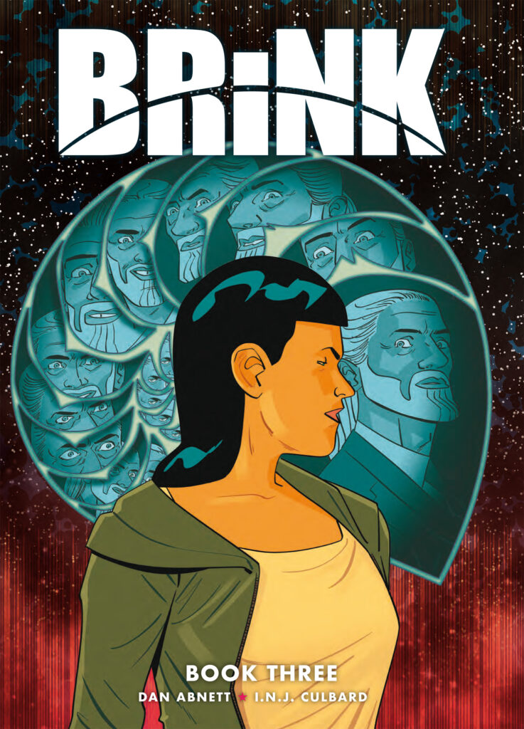 50% off Dan Abnett and INJ Culbard's BRINK