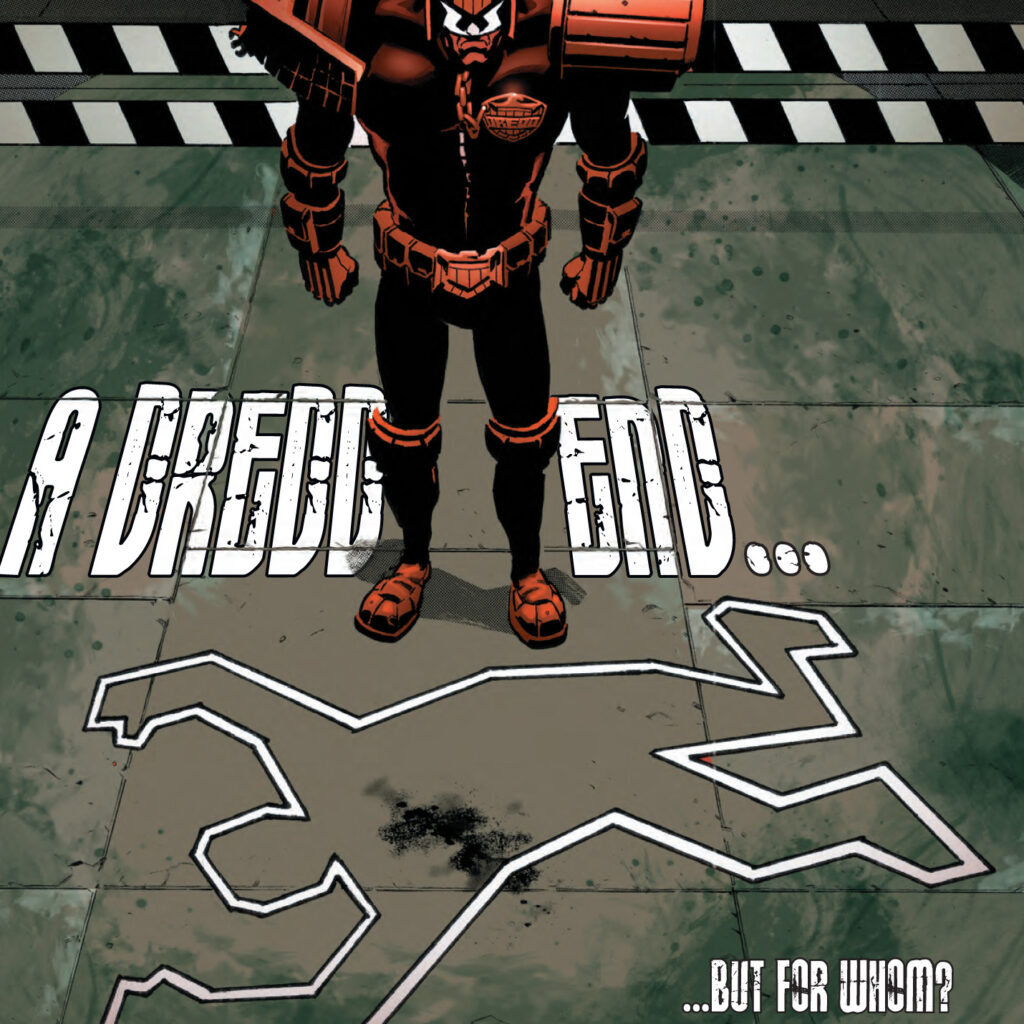2000 AD Prog 1998 out now!