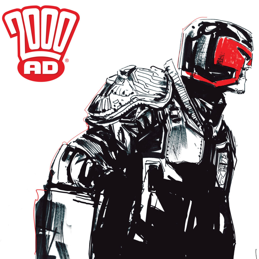 Landmark 2000 AD 40th anniversary special sells out – second printing on way!