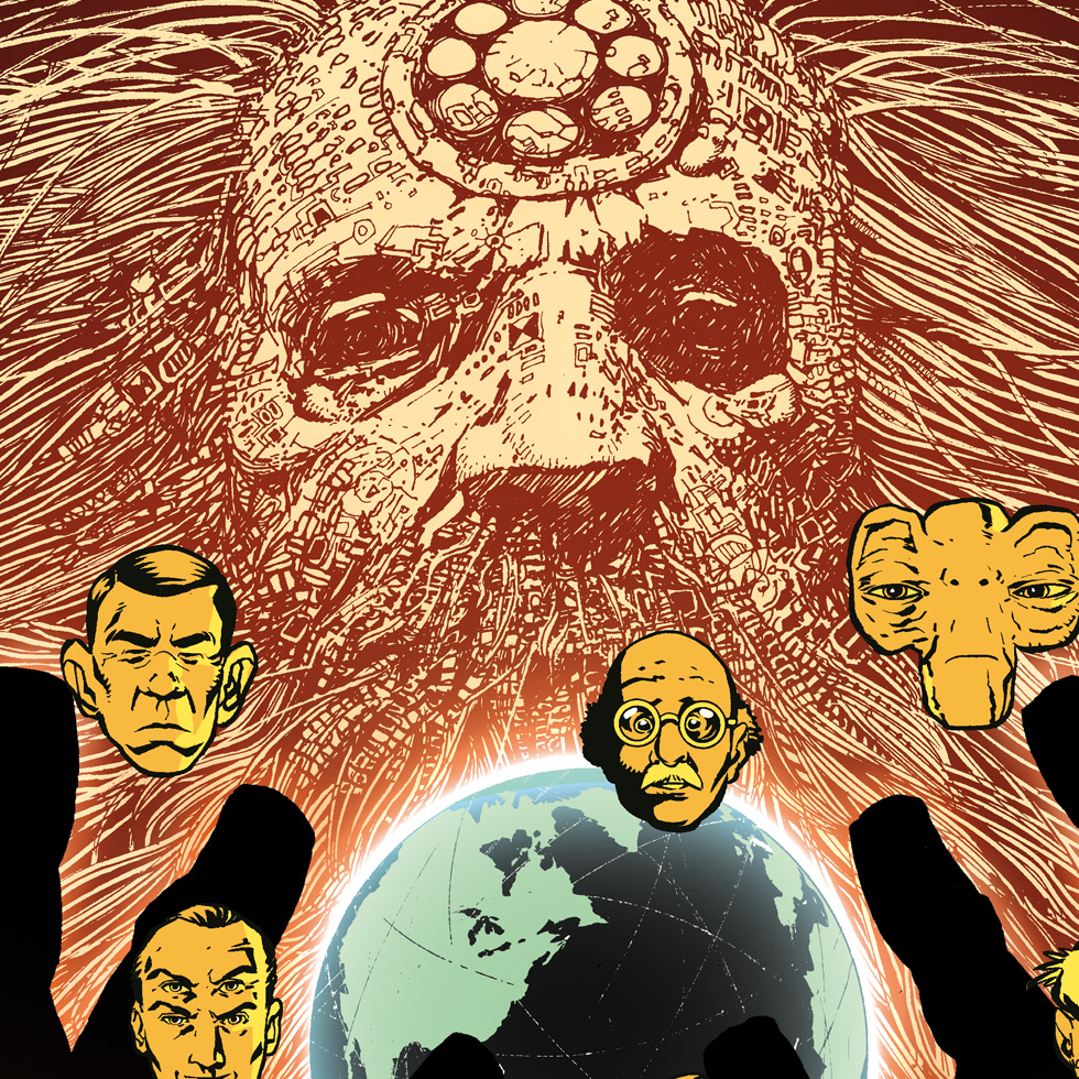 HALF PRICE Alan Moore collections!