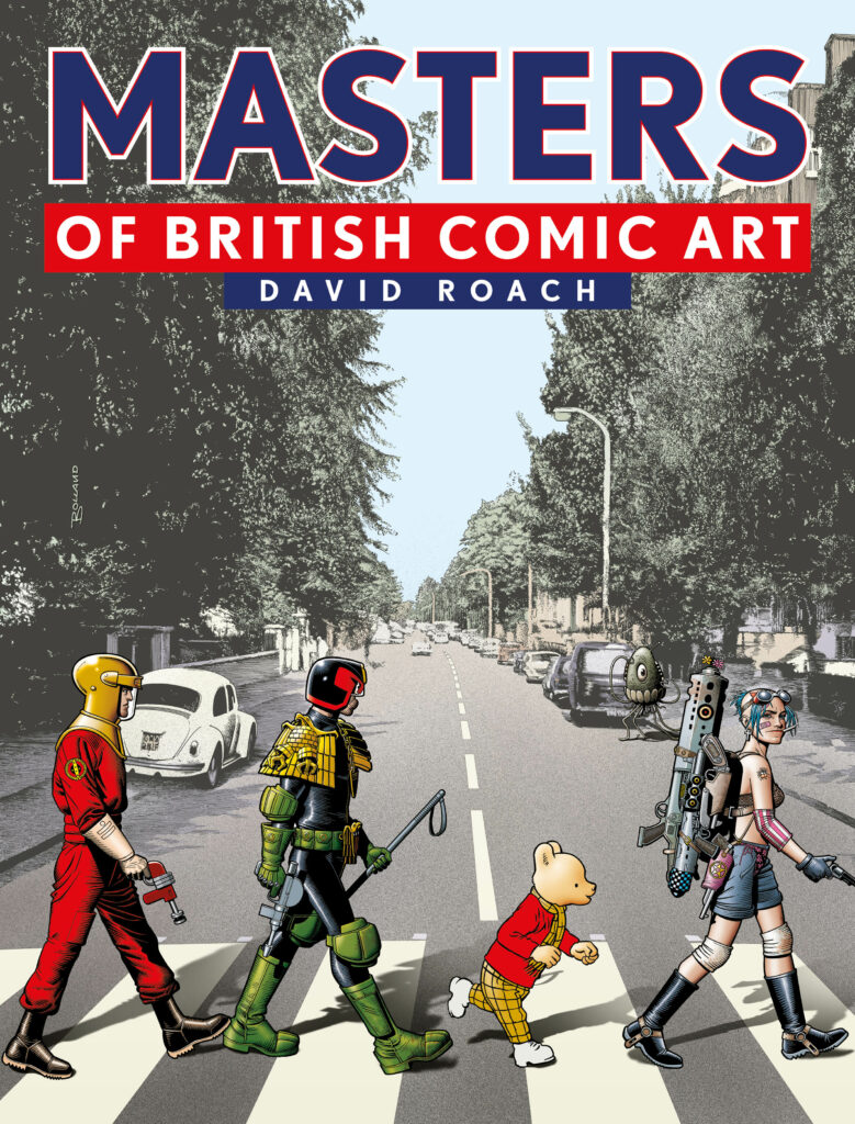 Coming in 2020: Masters of British Comic Art