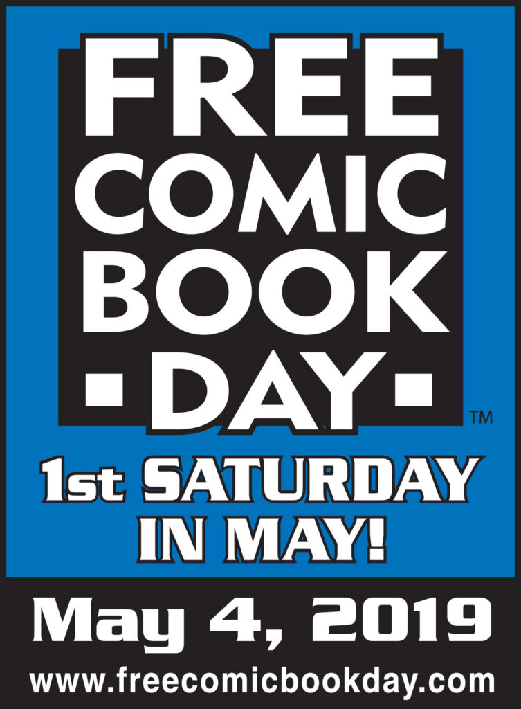 The Funny Pages comes to Free Comic Book Day 2019!