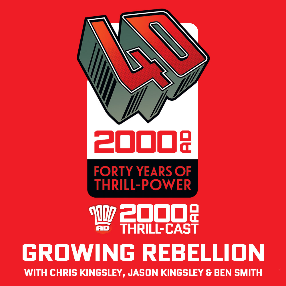 40 Years of Thrill-power Festival: Growing Rebellion