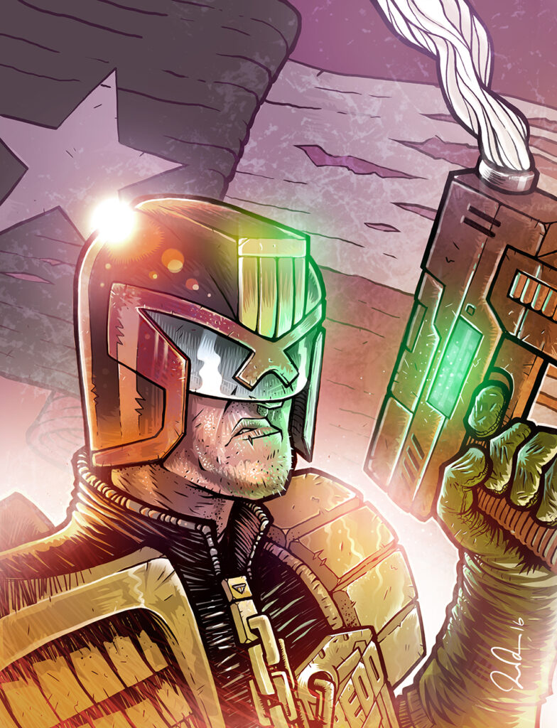 2000AD Covers Uncovered – Call the Preece!