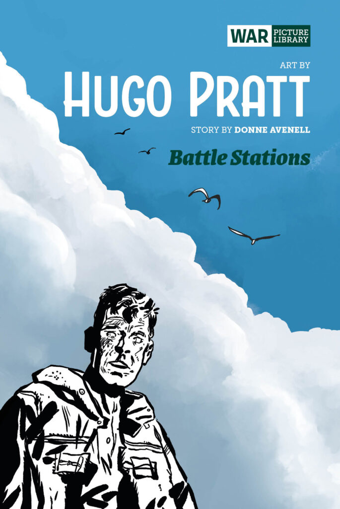 Coming in 2020: Hugo Pratt's War Picture Library