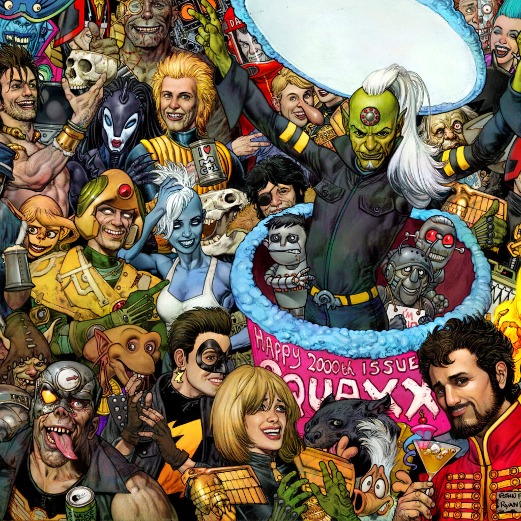 Announcing the 2000 AD Prog 2000 signing day!