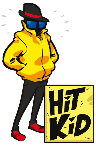 Cor!! Buster Humour Special: Hit Kid