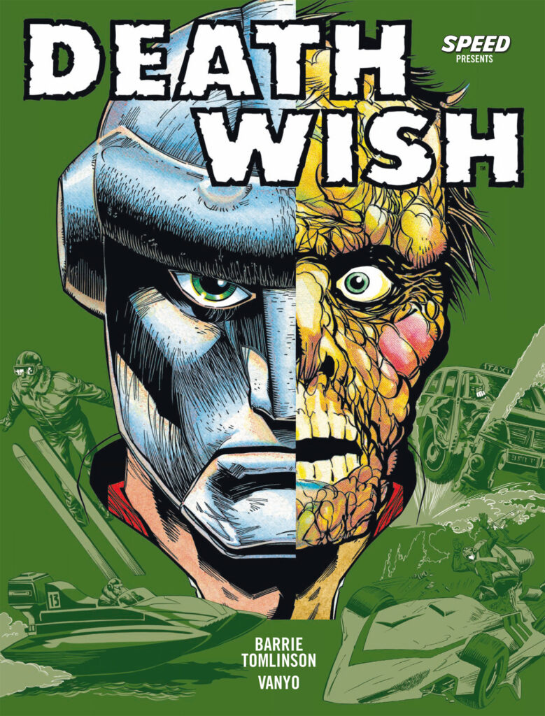 OUT NOW: Death Wish!