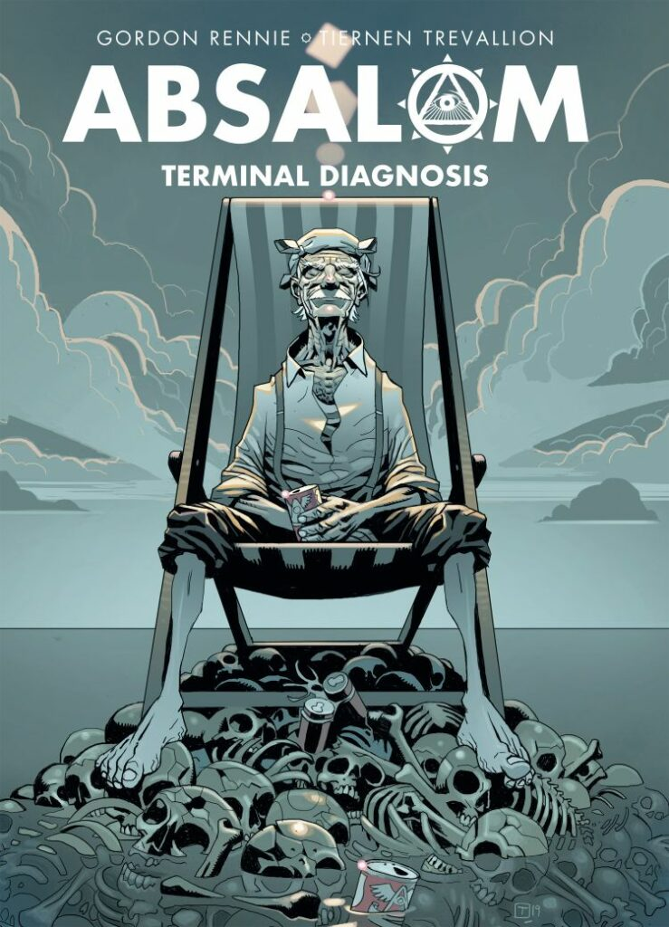 PRE-ORDER NOW: Absalom: Terminal Diagnosis