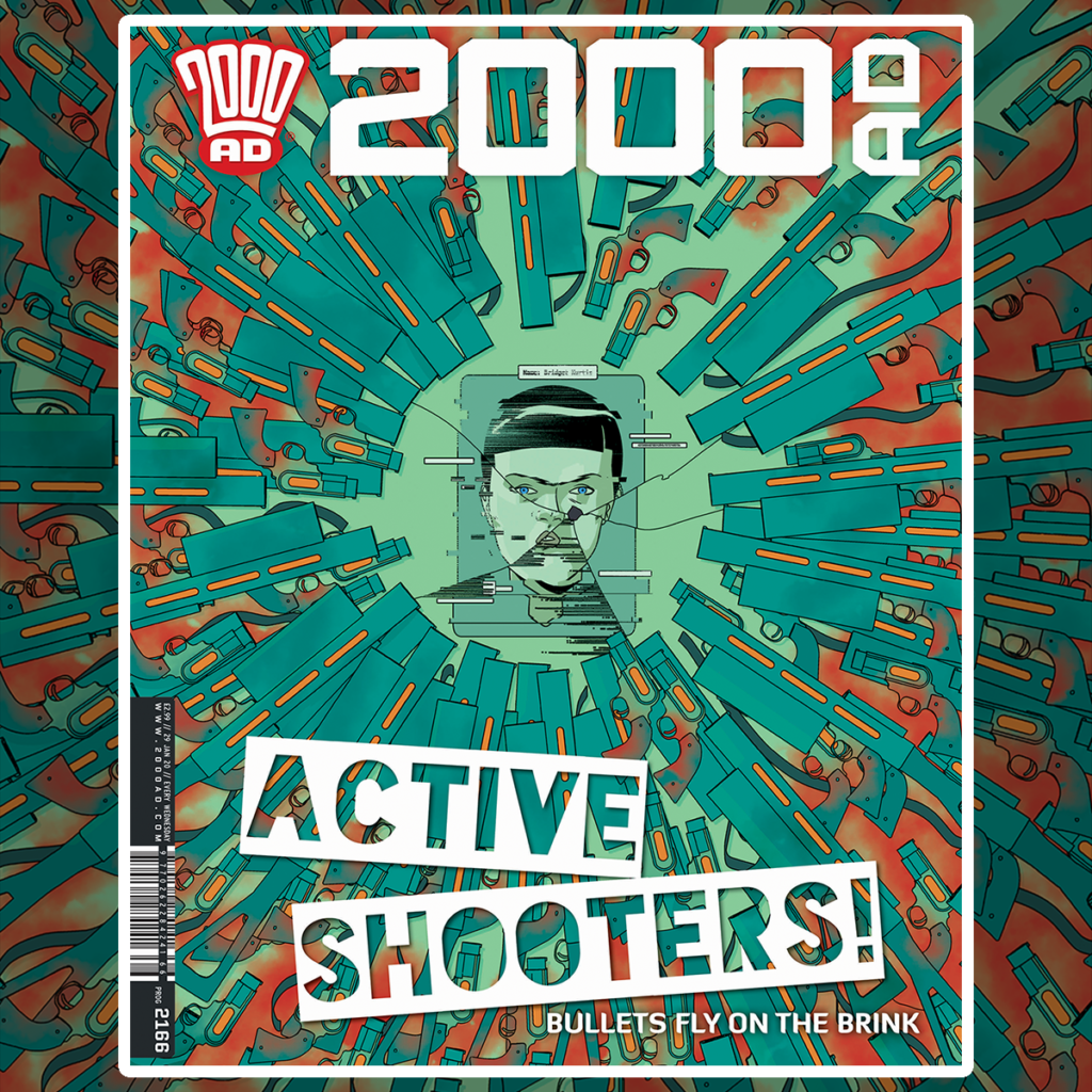 OUT NOW: 2000 AD Prog 2166