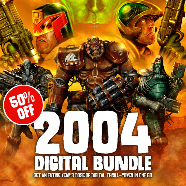 Half off the 2004 Digital Prog Collection!