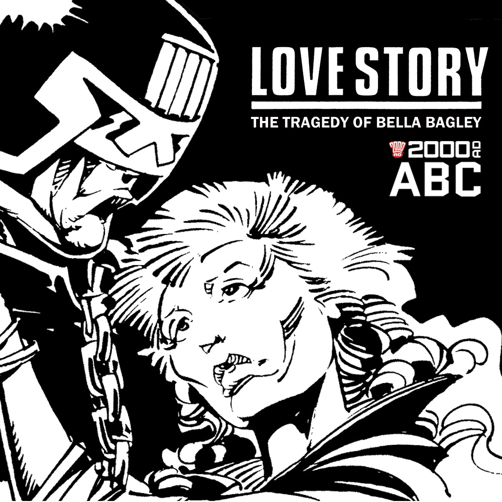 The 2000 AD ABC: Bella Bagley