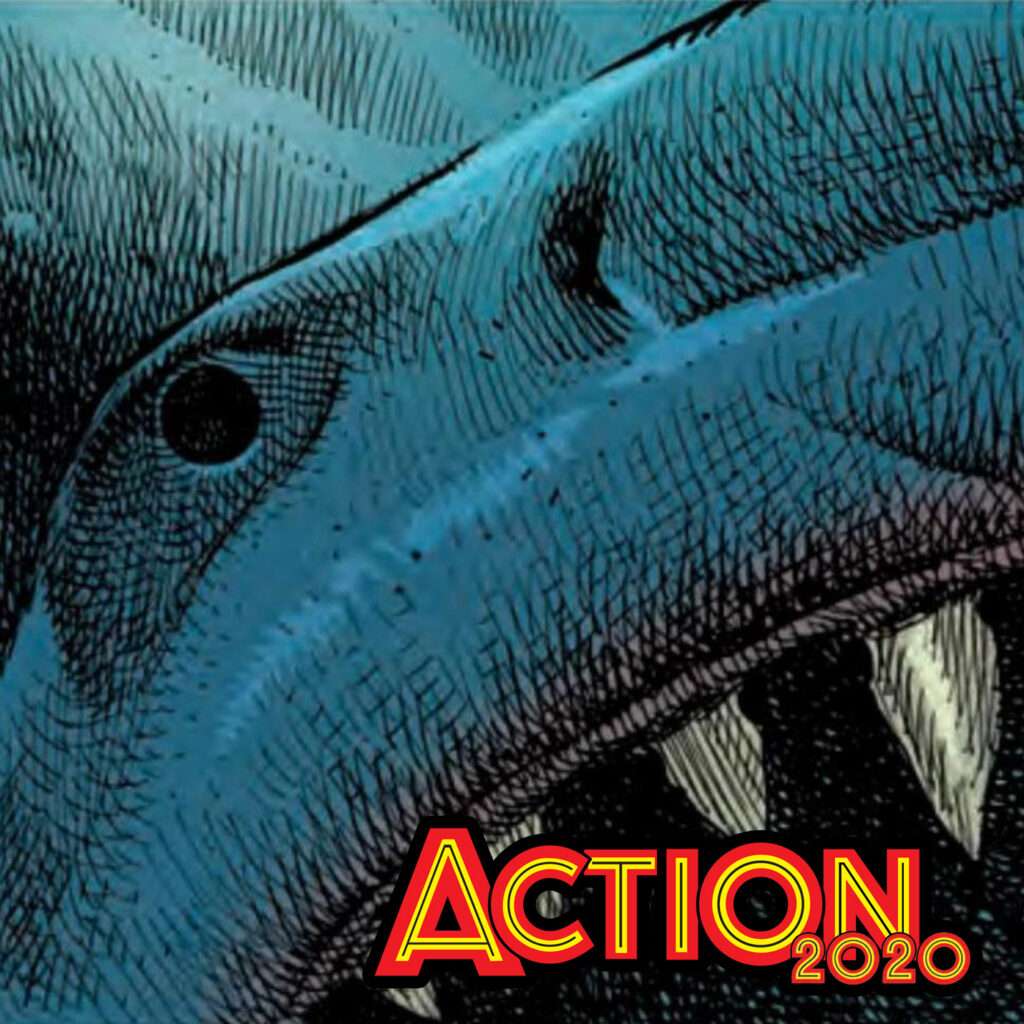 Action 2020 Special – talking the greatest of great whites with Keith Richardson