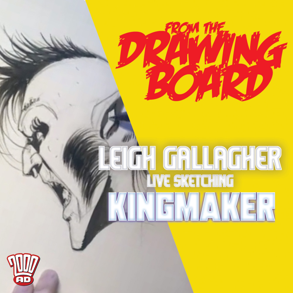 From the Drawing Board: Leigh Gallagher