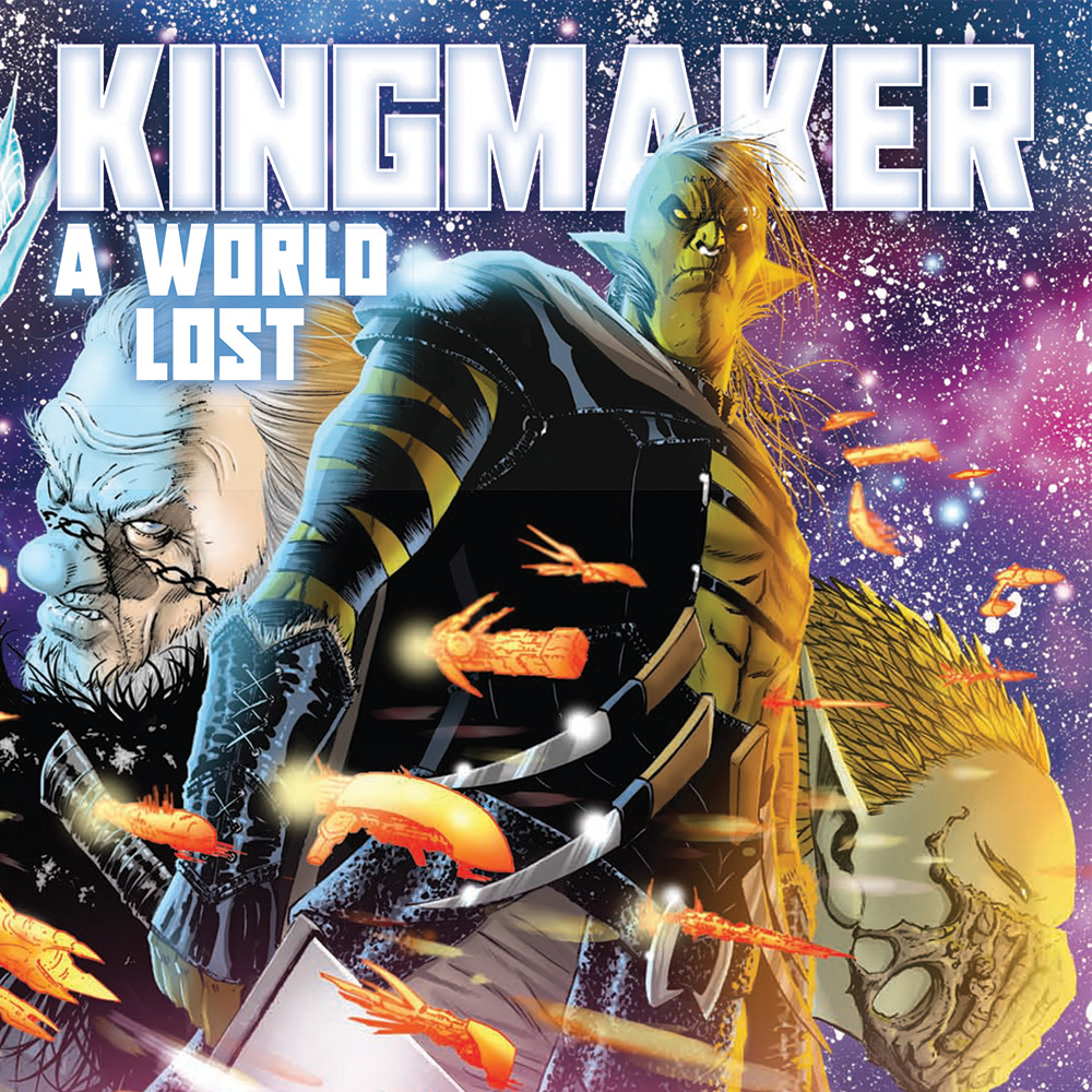 OUT NOW: 'Lord of the Rings' meets 'Independence Day' in KINGMAKER
