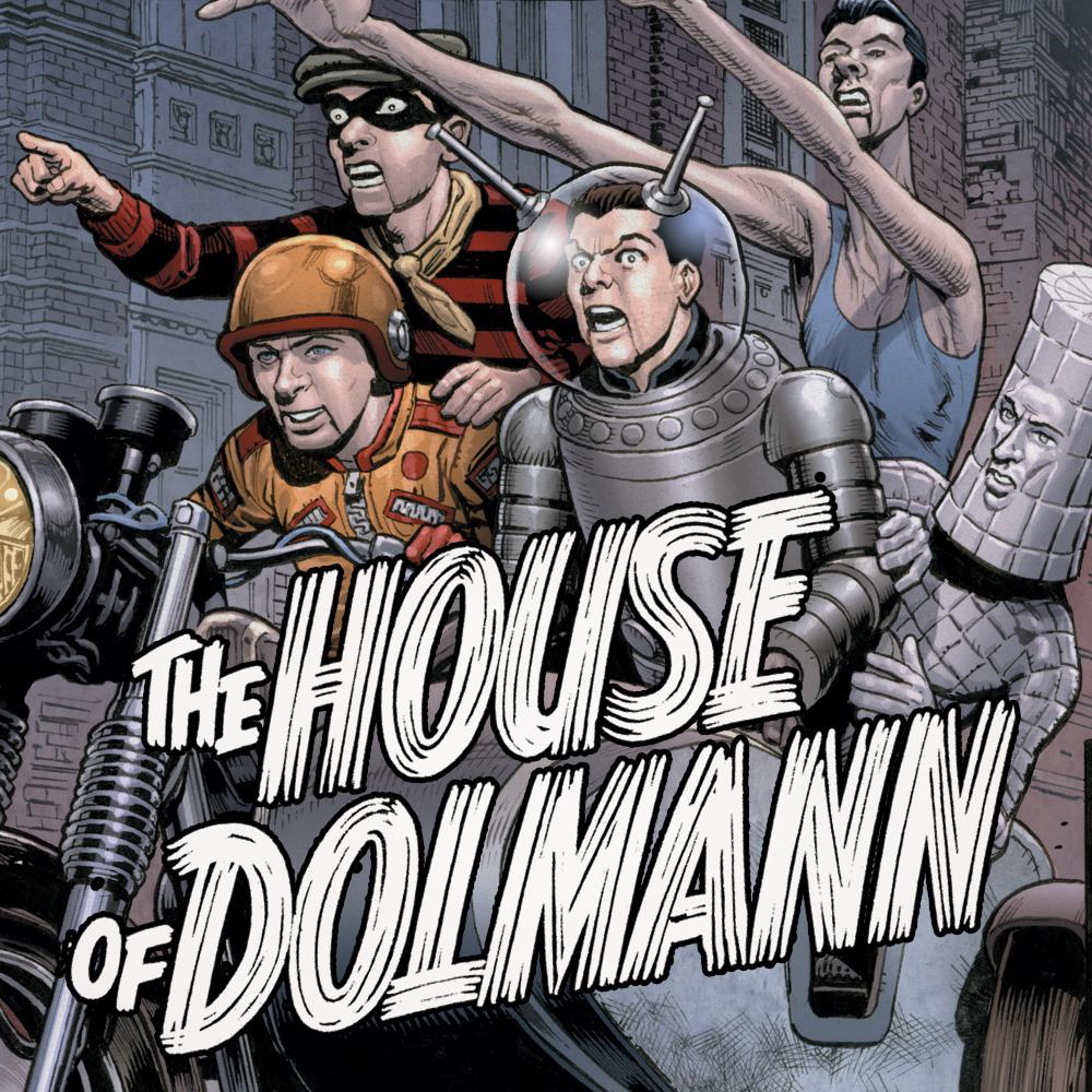 SMASH! Special – Simon Furman & Chris Weston take us into The House Of Dolmann