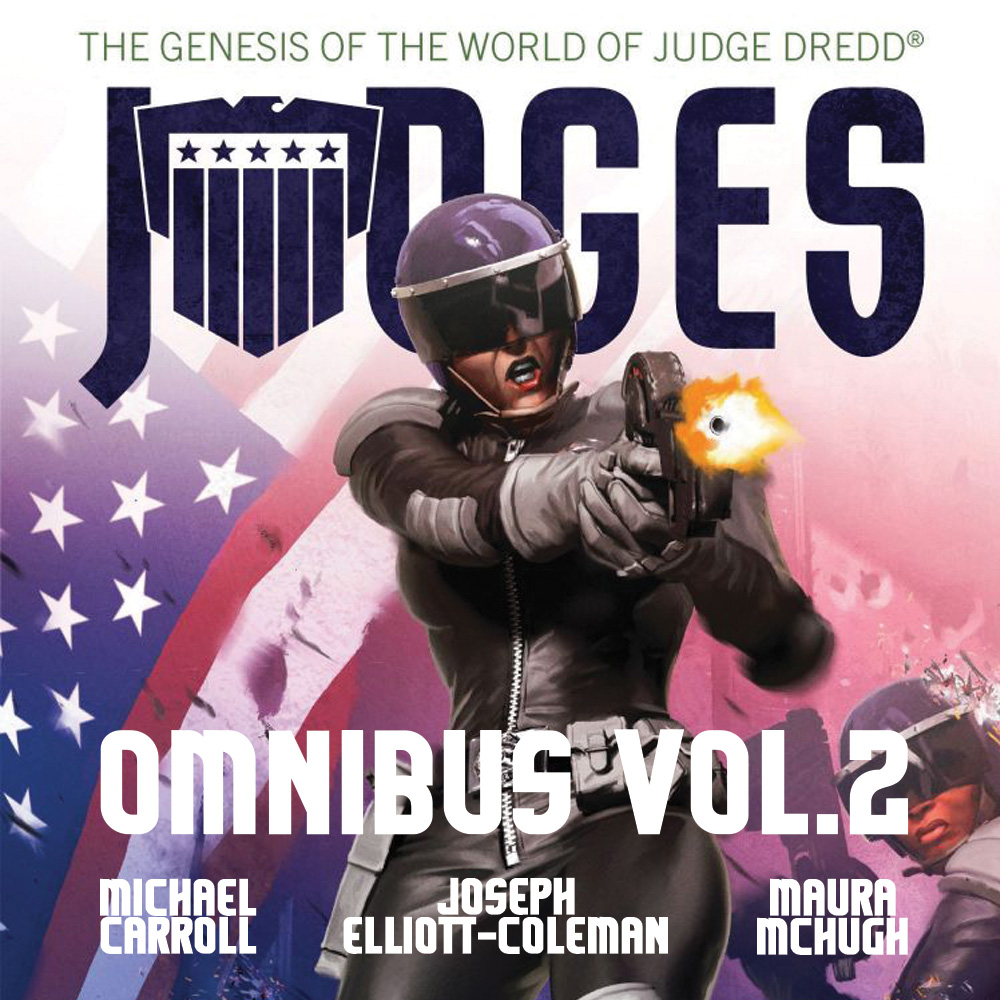 OUT NOW: Judges Omnibus Vol.2 – read the first chapter!