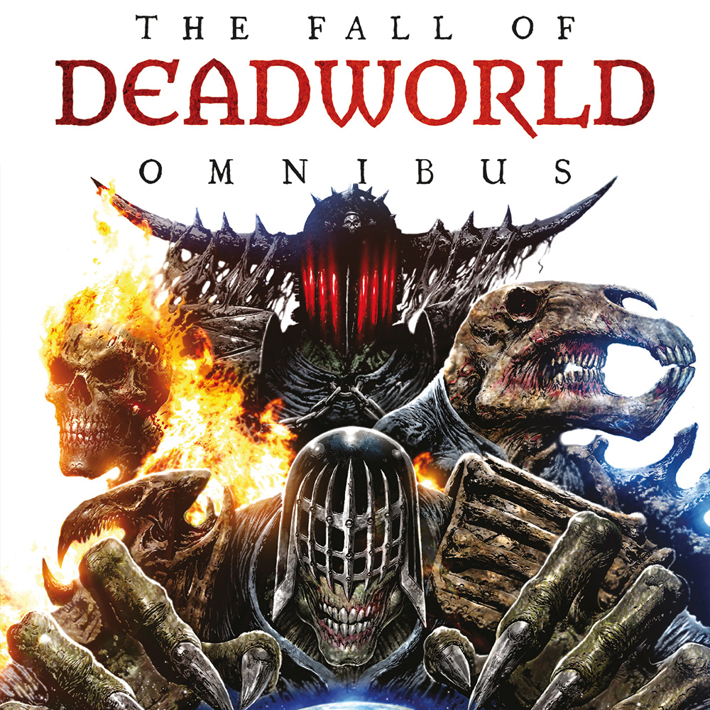 Pre-order The Fall of Deadworld omnibus now!