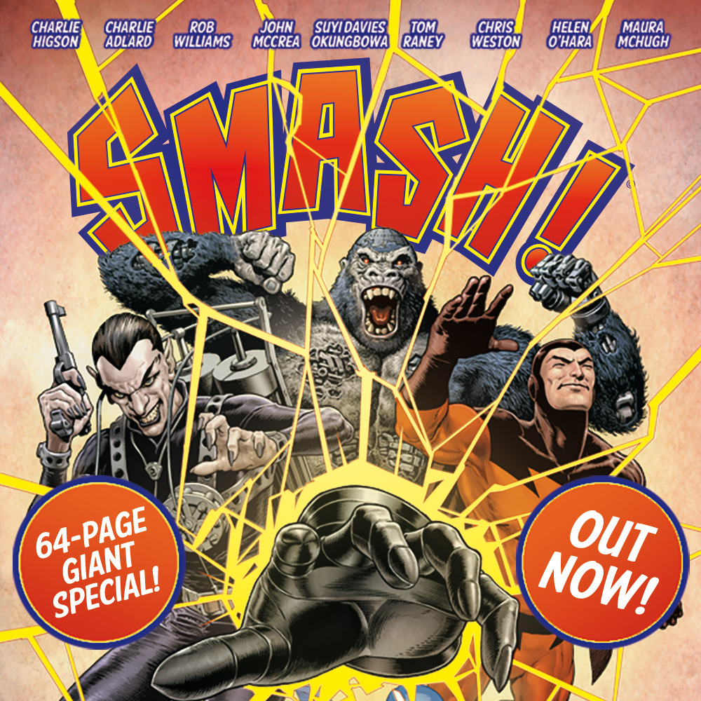 OUT NOW: Smash! Special 2020