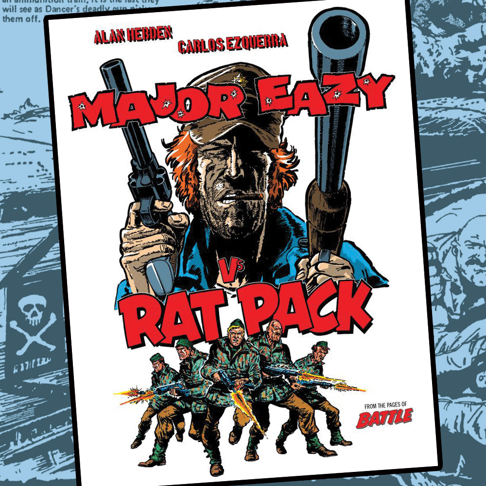 Pre-order the Major Eazy vs Rat Pack collection now!