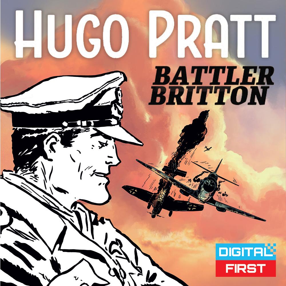 OUT NOW IN DIGITAL – Battler Britton by Hugo Pratt