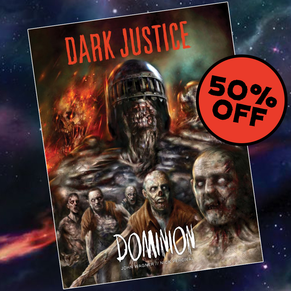 The Dominion of the Dark Judges is here – with 50% off!
