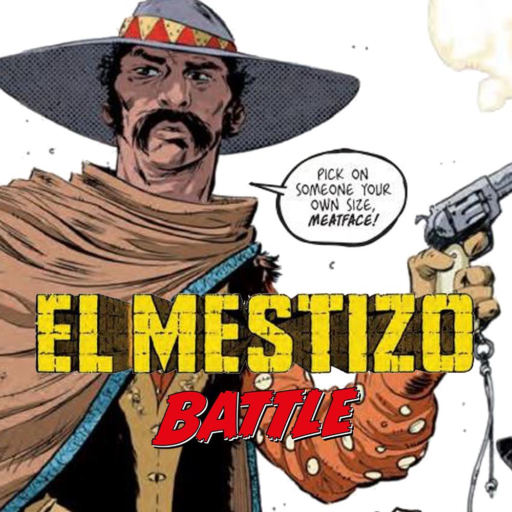 The Gun Slingin' Face of Fury Returns! Brent McKee talks about El Mestizo!