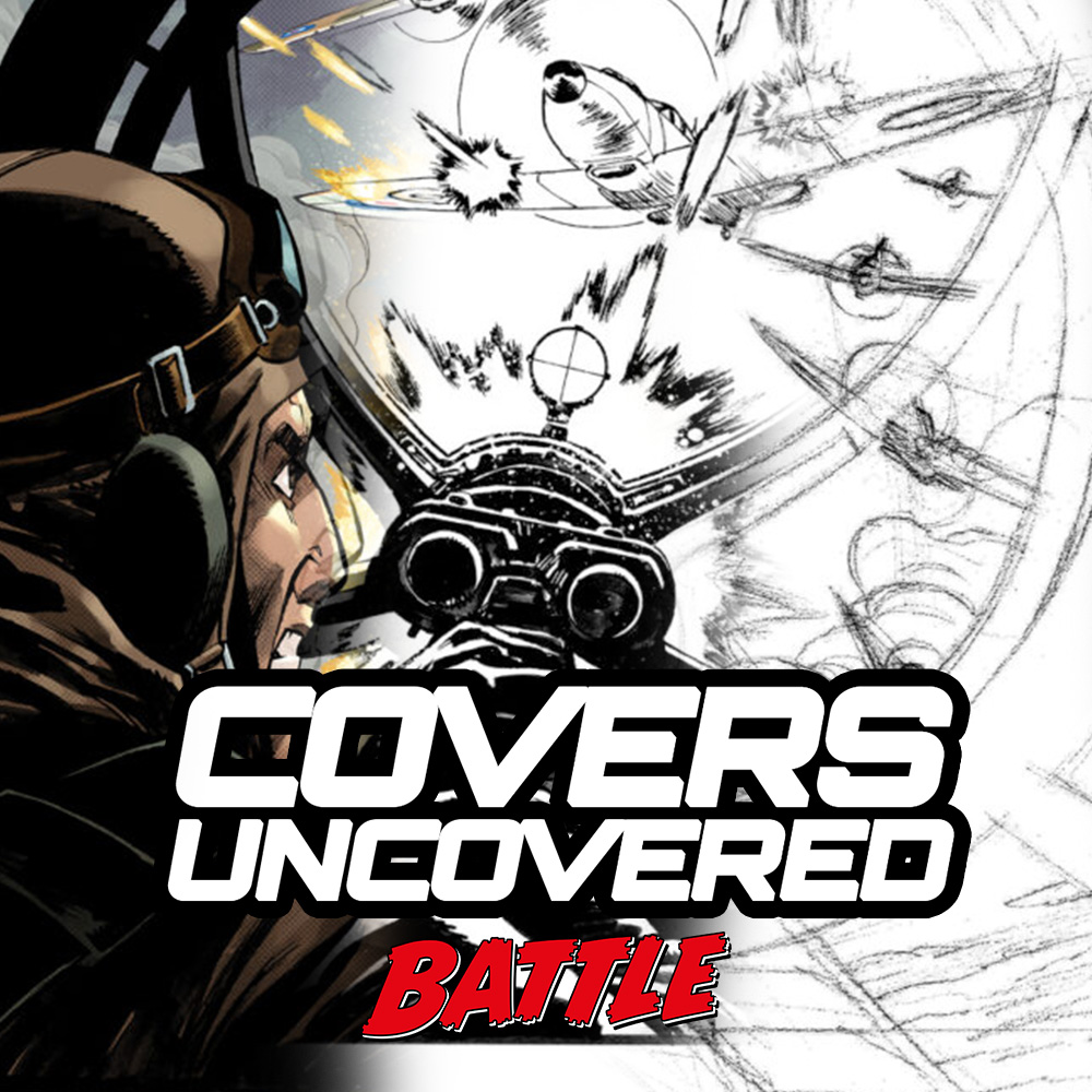 Covers Uncovered Special – Into Battle once more with Nelson Dániel!