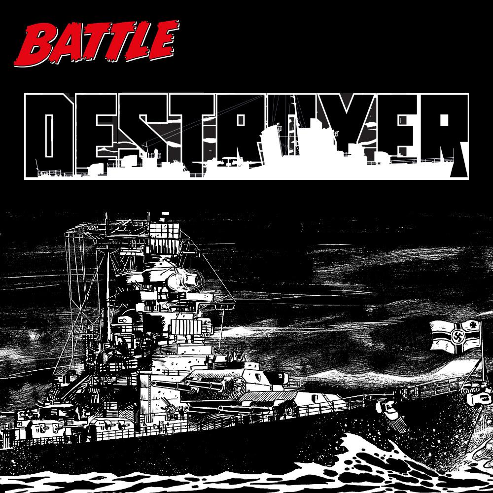 Battle of Britain Special – Rob Williams & PJ Holden talk Destroyer