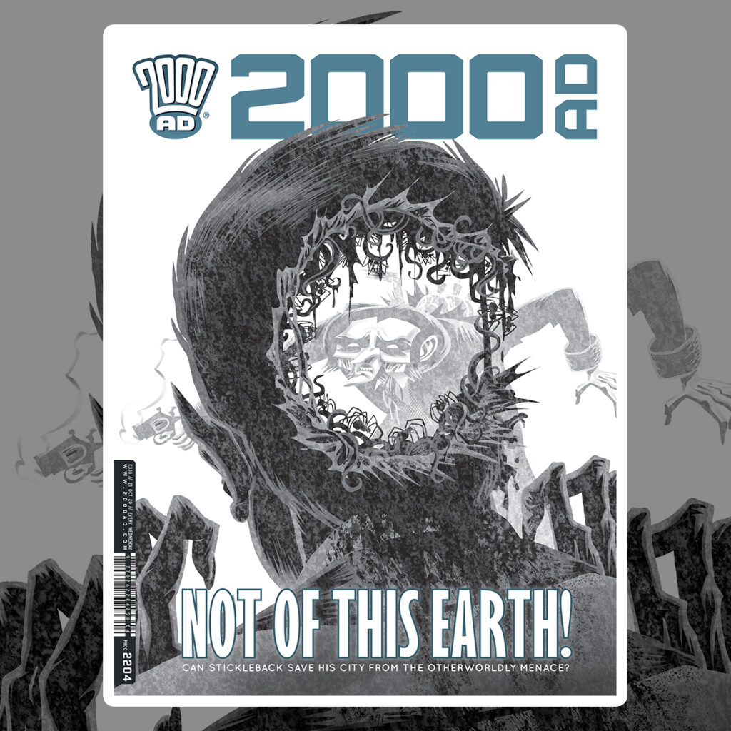2000 AD Prog 2204 is out now!