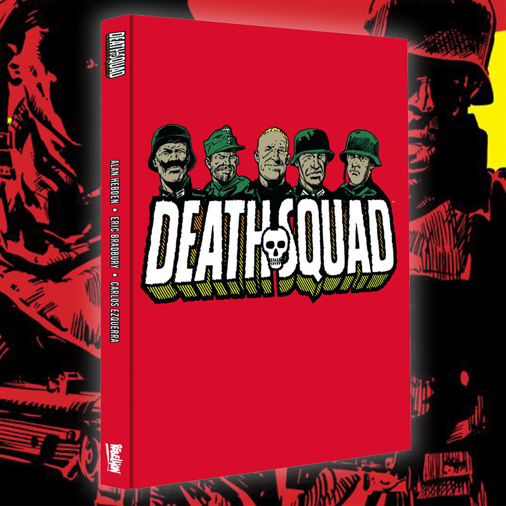 You have to be tough to survive the Eastern Front – Death Squad is out now!